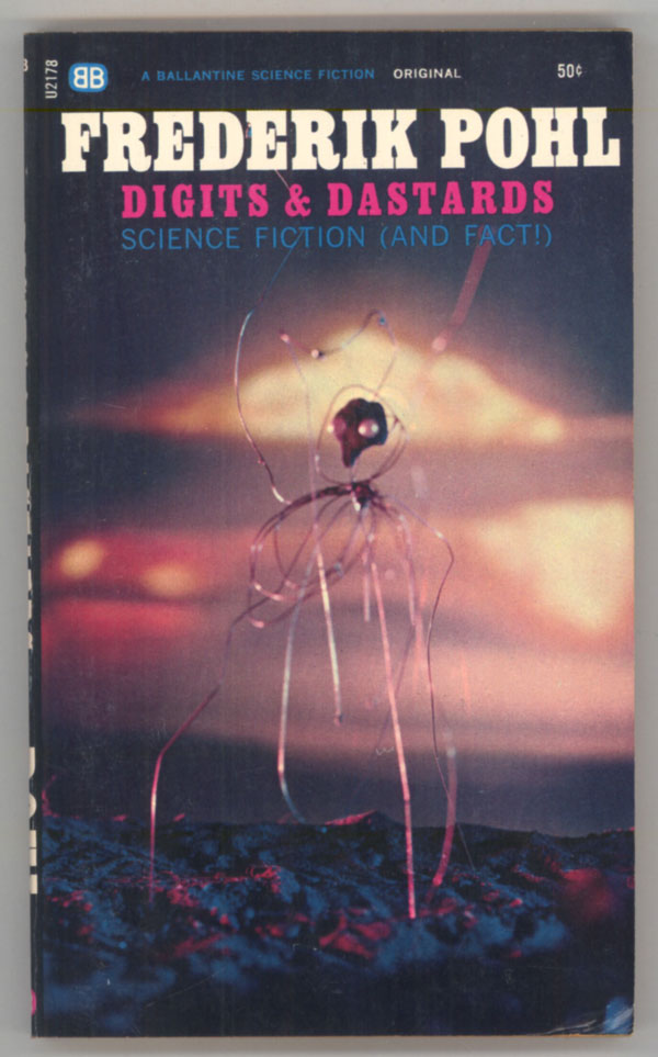 DIGITS AND DASTARDS. Frederik Pohl.