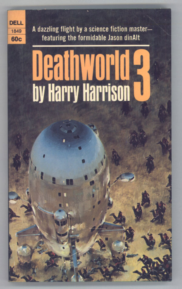 DEATHWORLD 3. Harry Harrison.