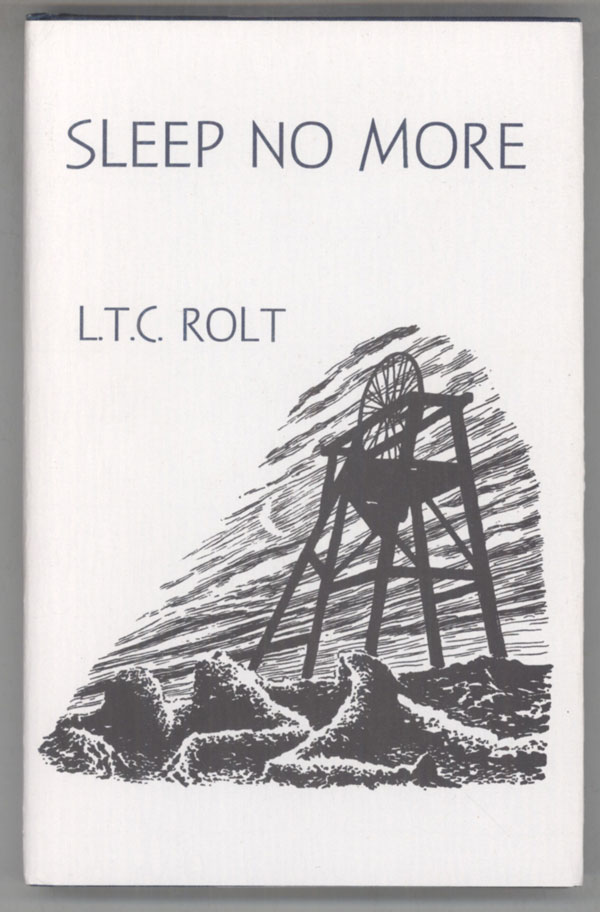 SLEEP NO MORE: TWELVE STORIES OF THE SUPERNATURAL. Rolt.