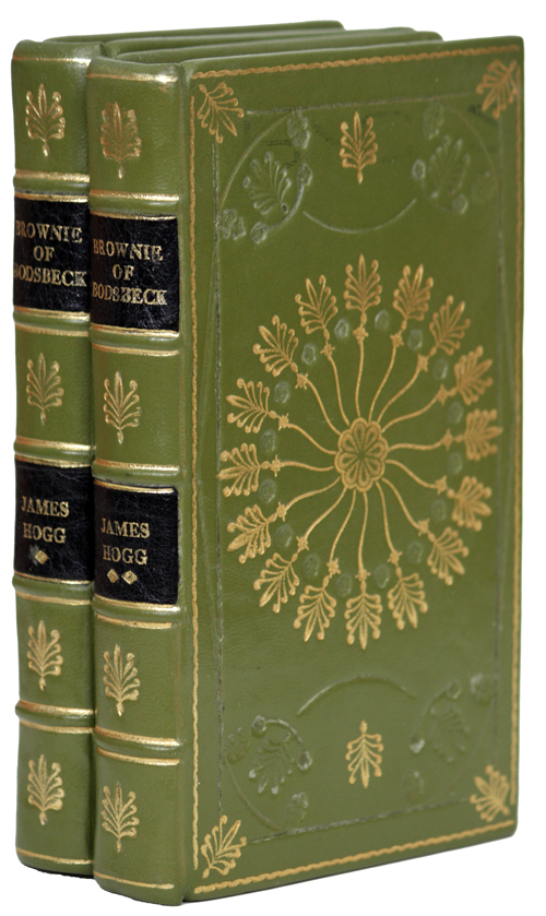THE BROWNIE OF BODSBECK AND OTHER TALES. James Hogg.