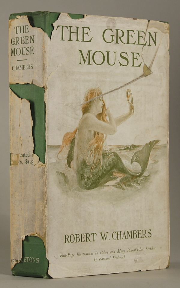 THE GREEN MOUSE. Robert Chambers.