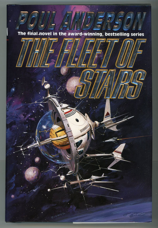 THE FLEET OF STARS. Poul Anderson.