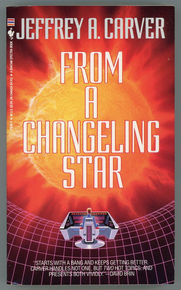 FROM A CHANGELING STAR. Jeffrey A. Carver.
