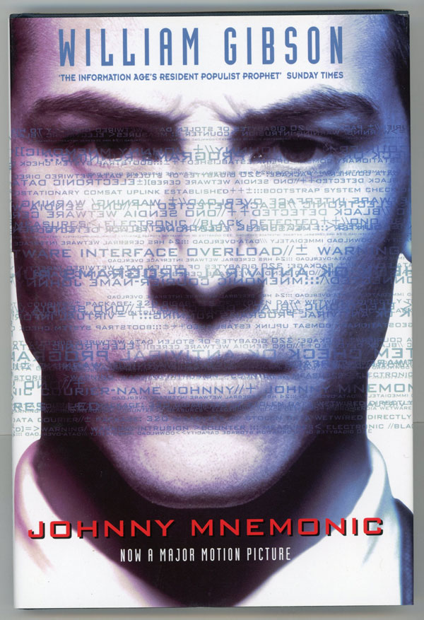JOHNNY MNEMONIC. William Gibson.