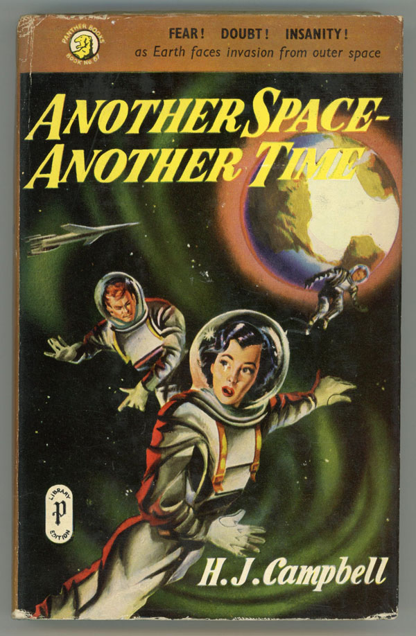ANOTHER SPACE - ANOTHER TIME. Campbell, J.