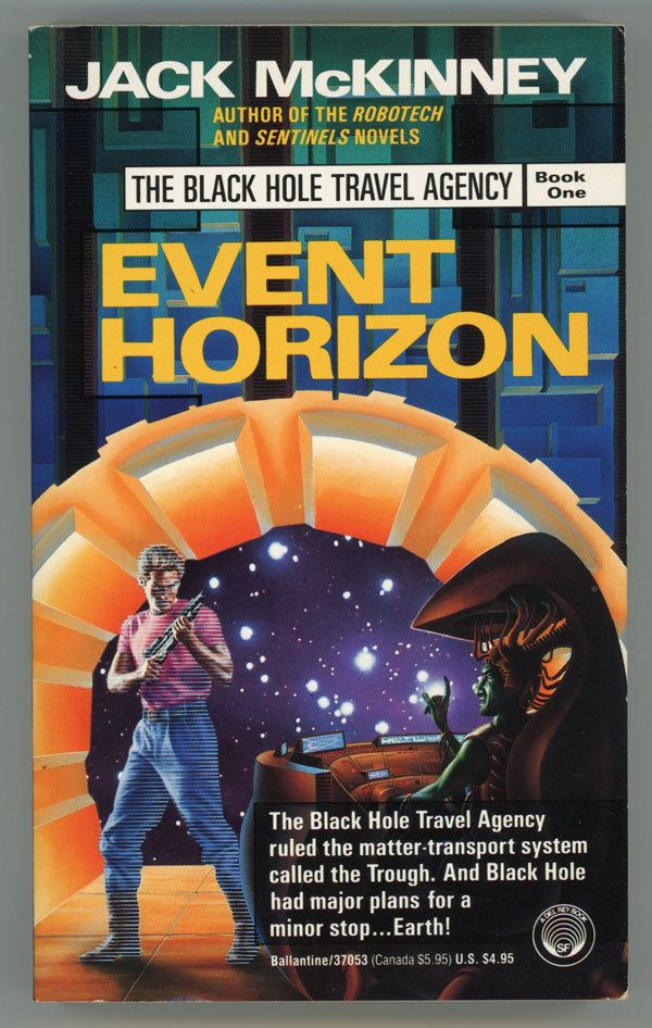 EVENT HORIZON. joint, Brian C. Daley, James Luceno.