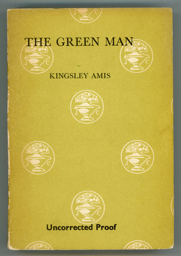 THE GREEN MAN. Kingsley Amis.