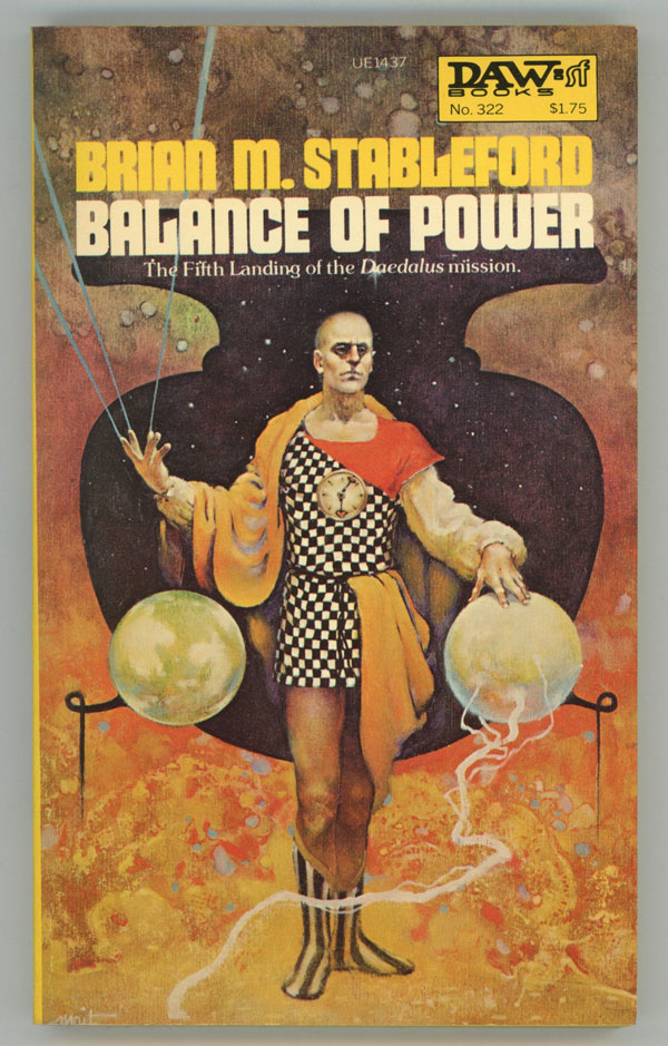 BALANCE OF POWER. Brian Stableford.
