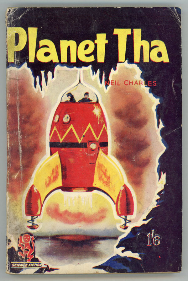 PLANET THA by Neal Charles [pseudonym]. used house pseudonym, Brian Holloway.