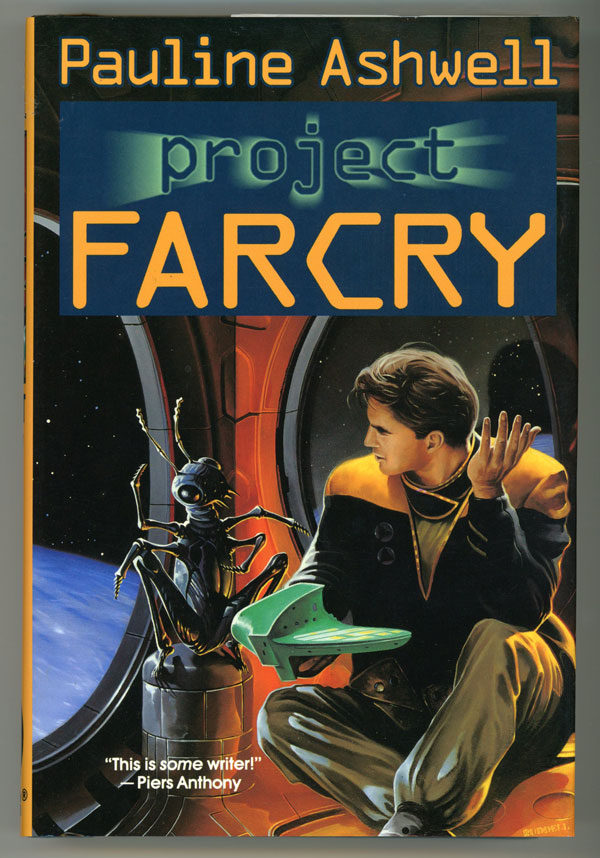 PROJECT FARCRY. Pauline Ashwell.
