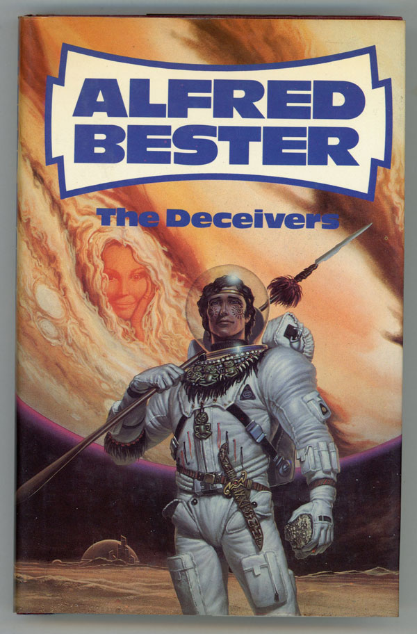 THE DECEIVERS. Alfred Bester.