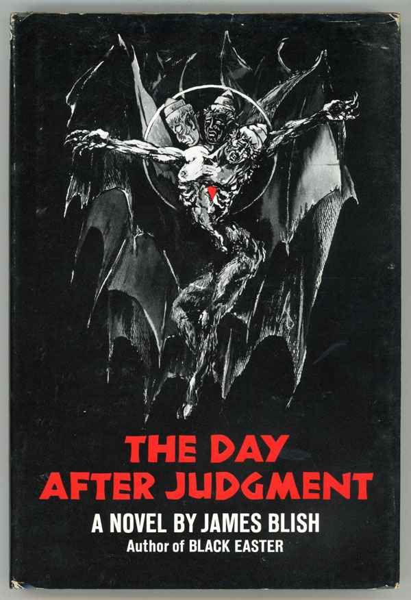 THE DAY AFTER JUDGMENT. James Blish.