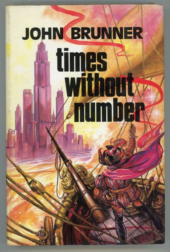TIMES WITHOUT NUMBER. John Brunner.