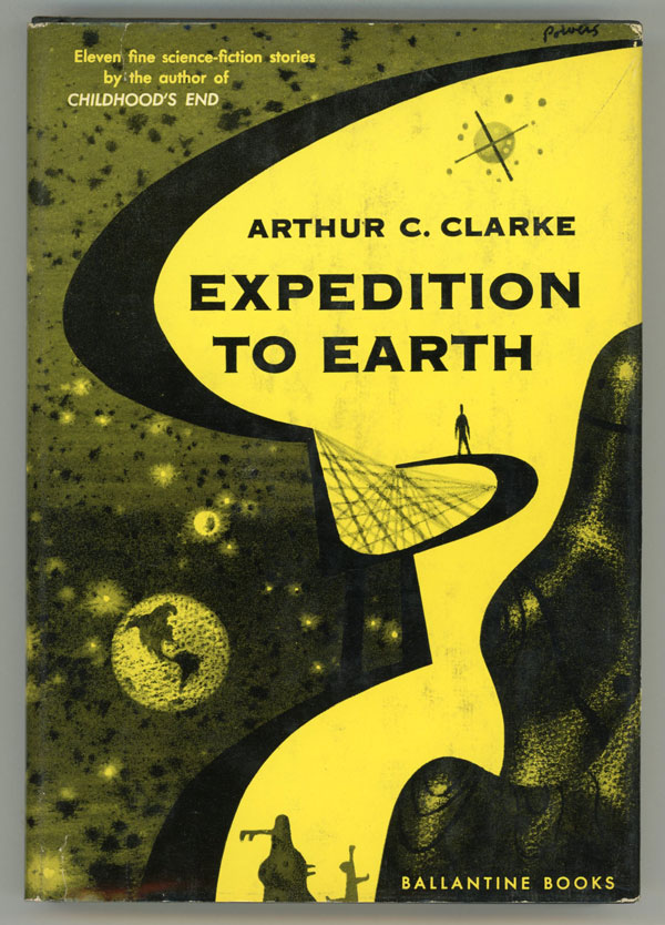 EXPEDITION TO EARTH. Arthur C. Clarke.