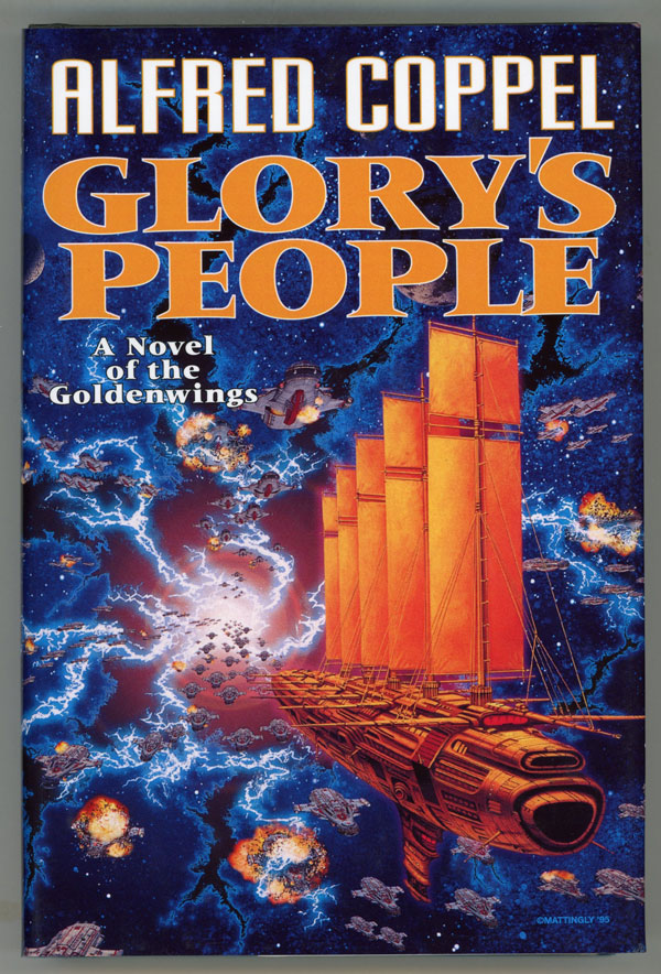 GLORY'S PEOPLE. Alfred Coppel.