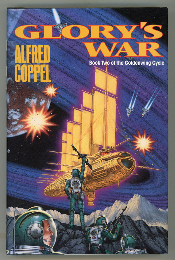 GLORY'S WAR. Alfred Coppel.