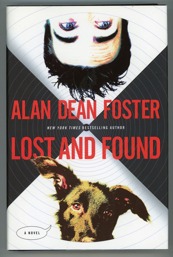 LOST AND FOUND. Alan Dean Foster.