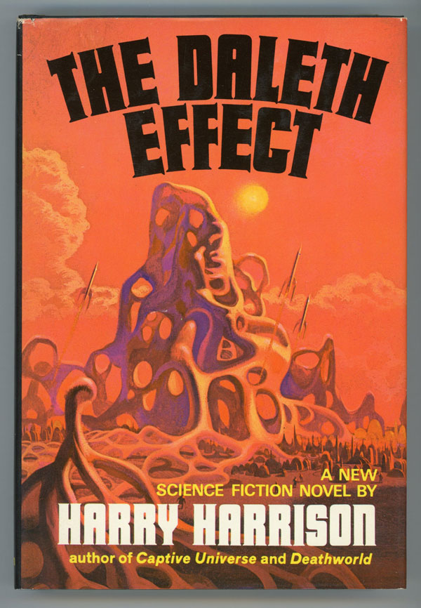 THE DALETH EFFECT. Harry Harrison.