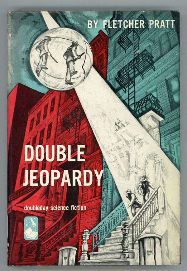 DOUBLE JEOPARDY. Fletcher Pratt.