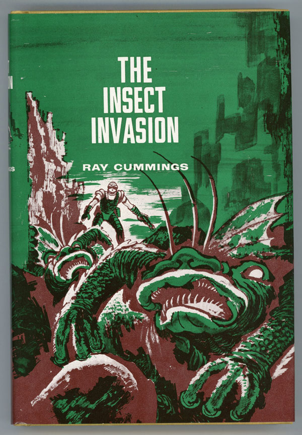 THE INSECT INVASION. Ra Cummings.