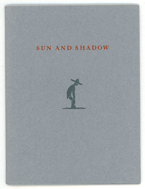 SUN AND SHADOW. Ray Bradbury.