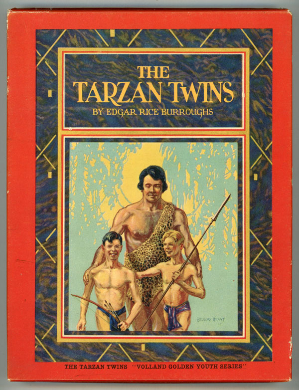 THE TARZAN TWINS. Edgar Rice Burroughs.