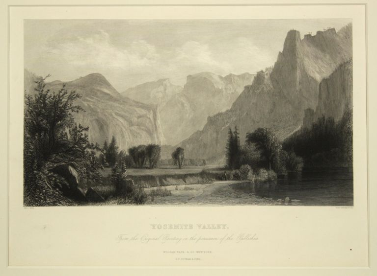Yosemite Valley. THOMAS HILL.