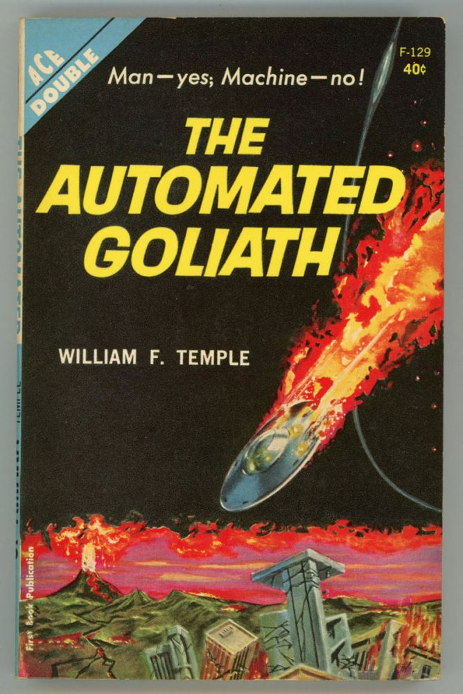 THE AUTOMATED GOLIATH. William Temple.
