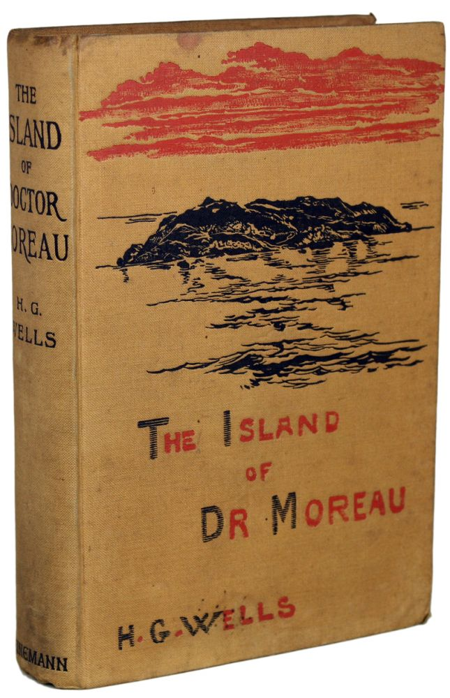 THE ISLAND OF DOCTOR MOREAU. Wells.