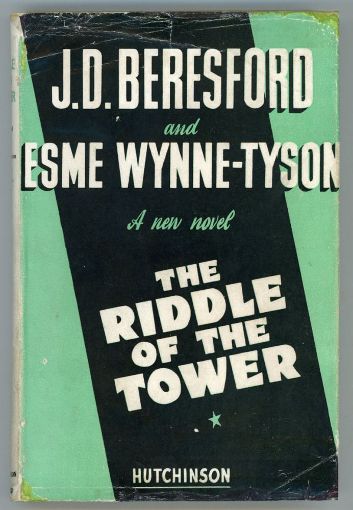 THE RIDDLE OF THE TOWER. Beresford, Esme Wynne-Tyson.