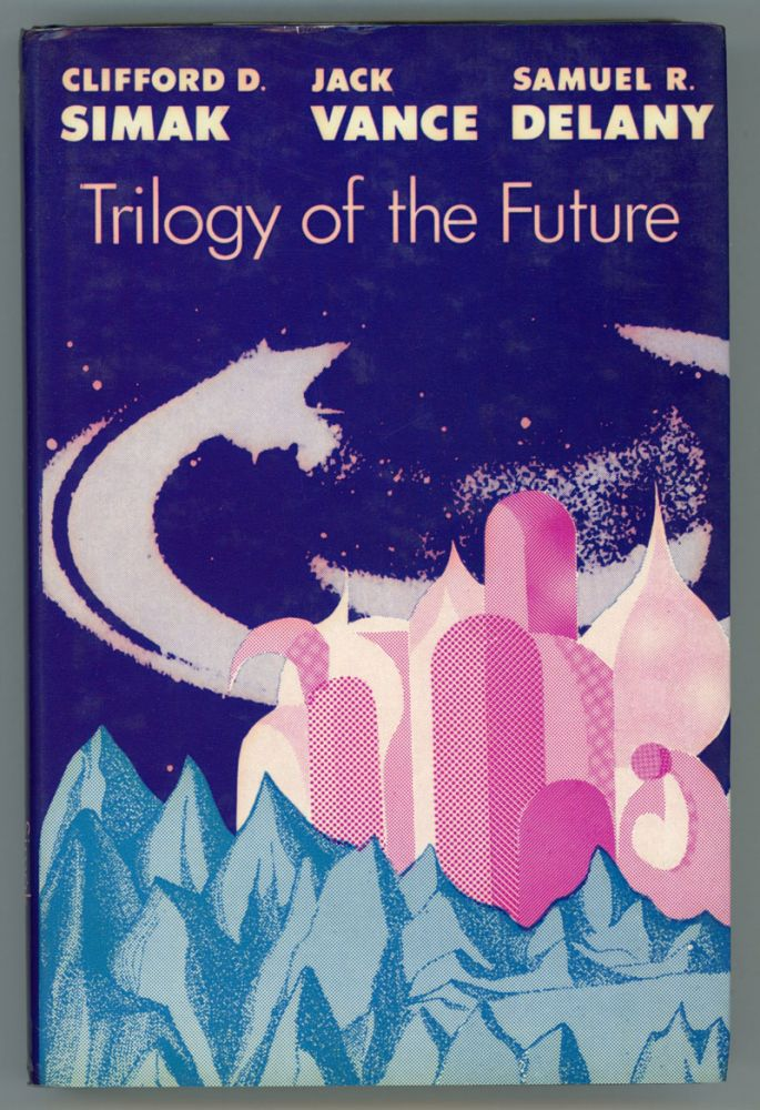 TRILOGY OF THE FUTURE. Donald A. Wollheim.