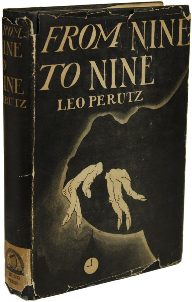 FROM NINE TO NINE ... Translated by Lily Lore. Leo Perutz.