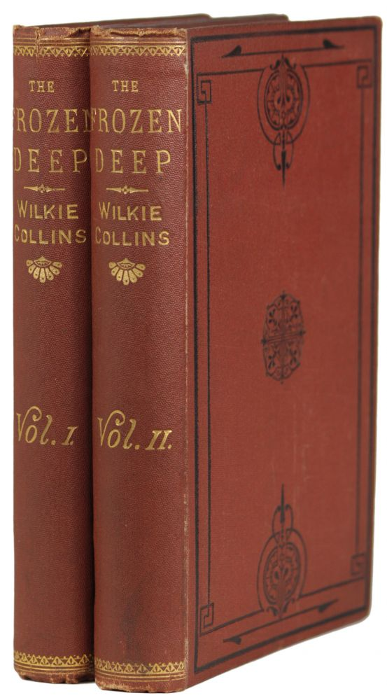 THE FROZEN DEEP AND OTHER STORIES. Wilkie Collins, William.