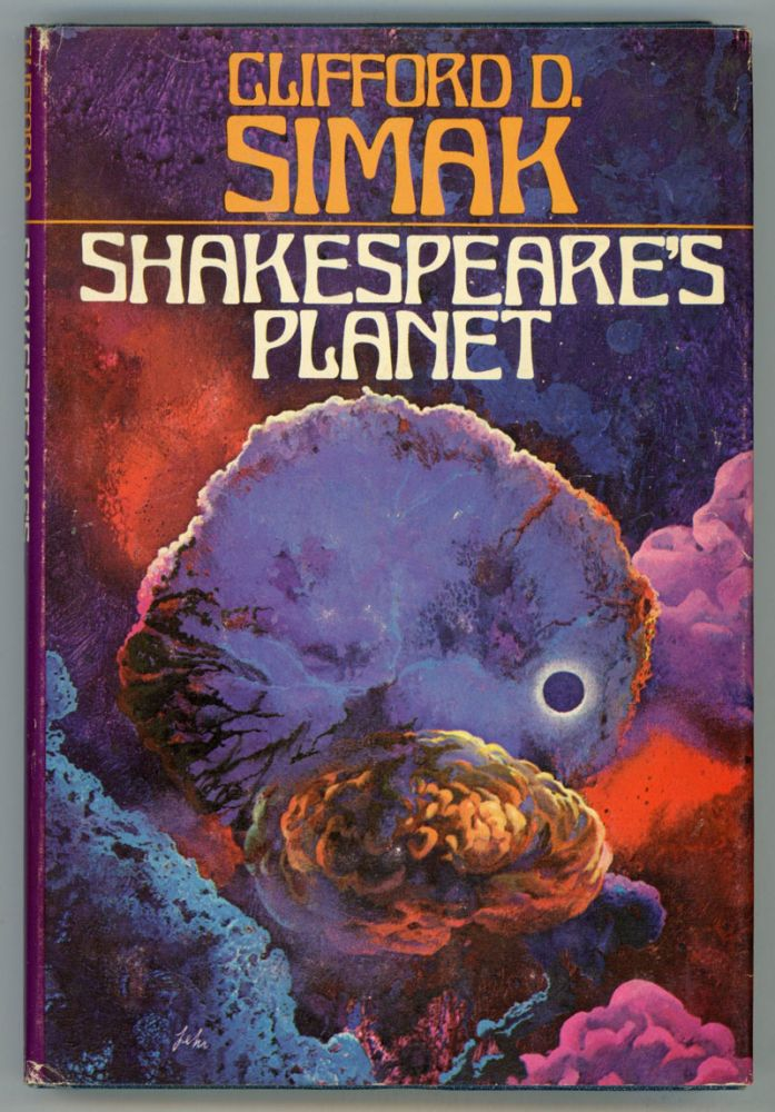 SHAKESPEARE'S PLANET. Clifford Simak.