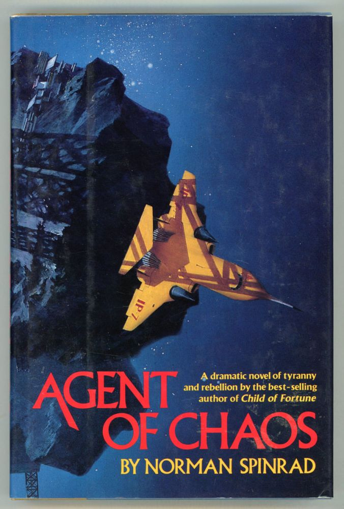 AGENT OF CHAOS. Norman Spinrad.