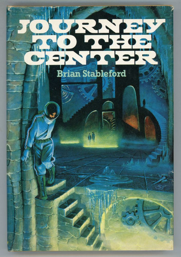 JOURNEY TO THE CENTER. Brian M. Stableford.