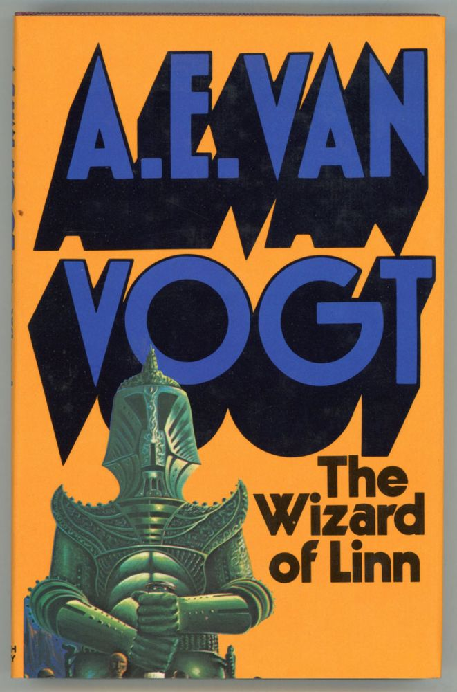 THE WIZARD OF LINN. Van Vogt.