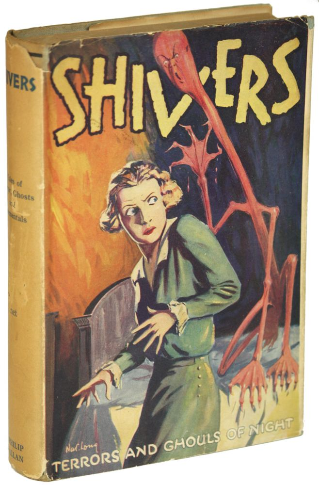 SHIVERS: A THIRD COLLECTION OF UNEASY TALES. Charles Lloyd Birkin.
