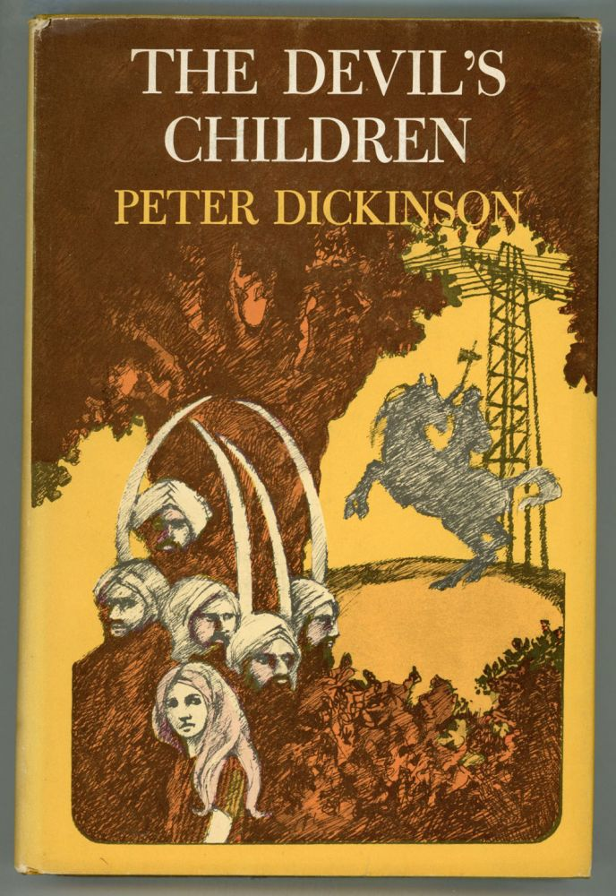 THE DEVIL'S CHILDREN. Peter Dickinson.