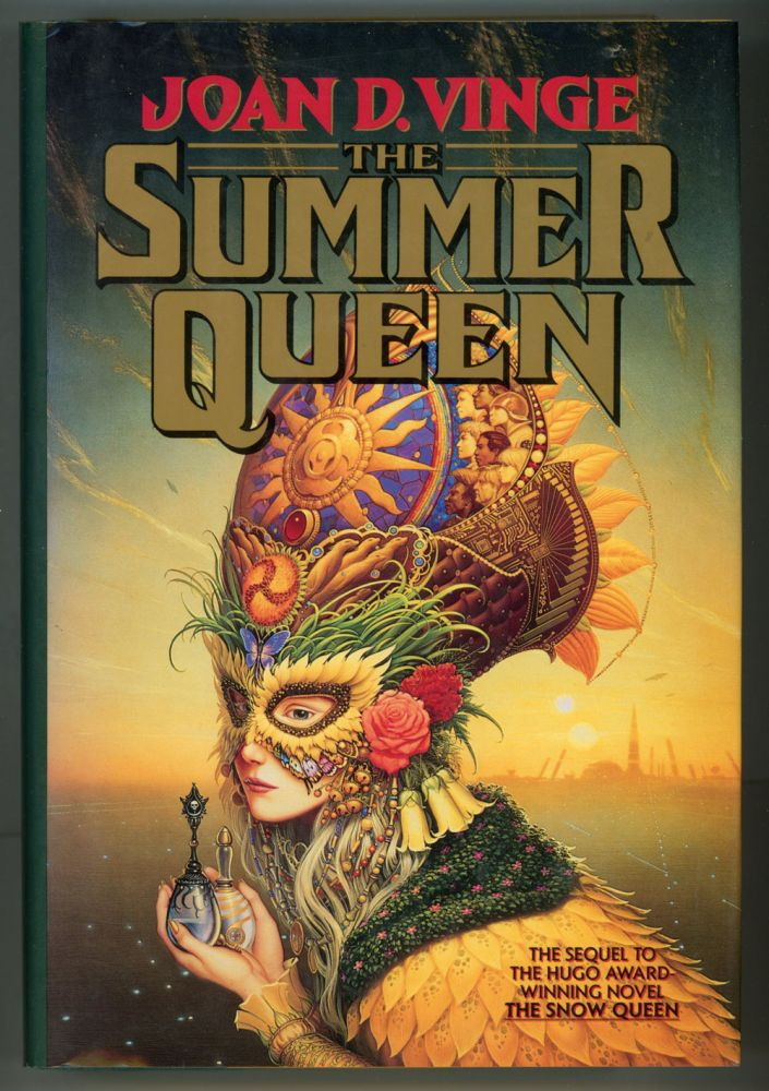 THE SUMMER QUEEN. Joan D. Vinge.