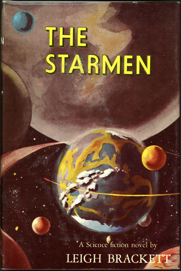 THE STARMEN. Leigh Brackett.