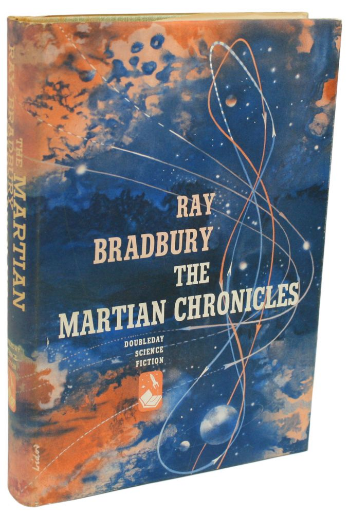 THE MARTIAN CHRONICLES. Ray Bradbury.