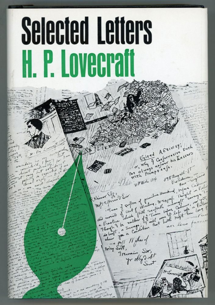 SELECTED LETTERS 1929-1931. Lovecraft.
