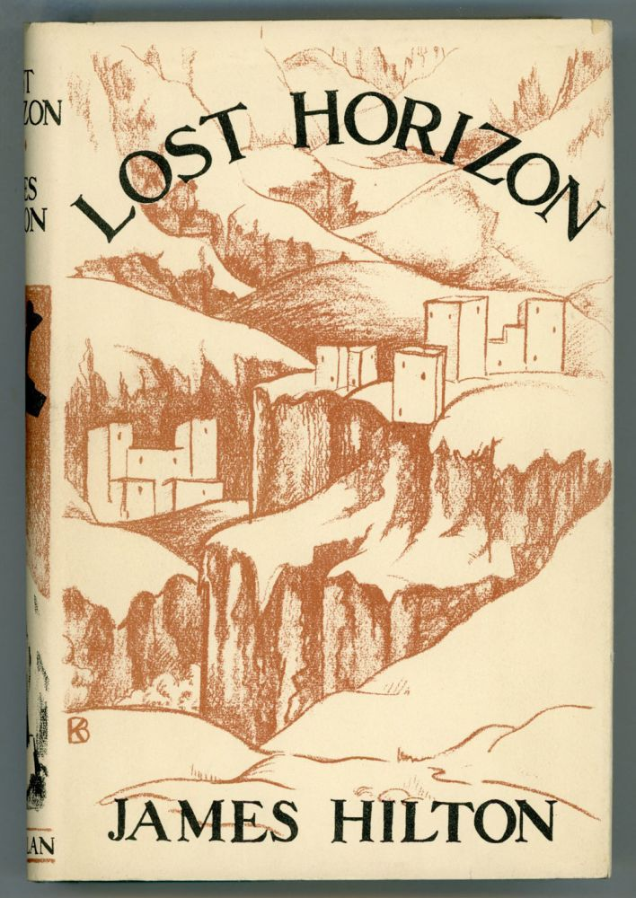 LOST HORIZON. James Hilton.