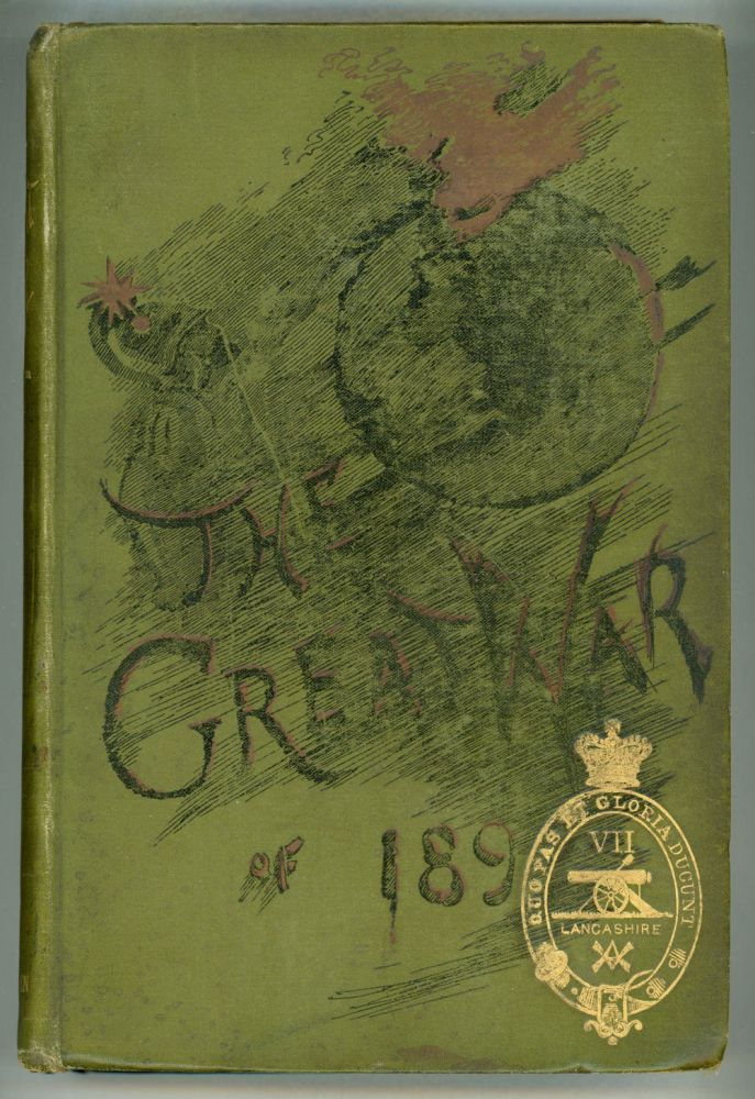 THE GREAT WAR OF 189-: A FORECAST. Colomb.