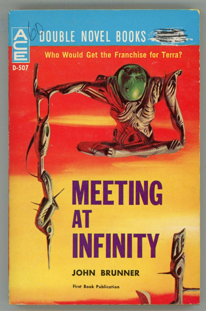 MEETING AT INFINITY, John Brunner.