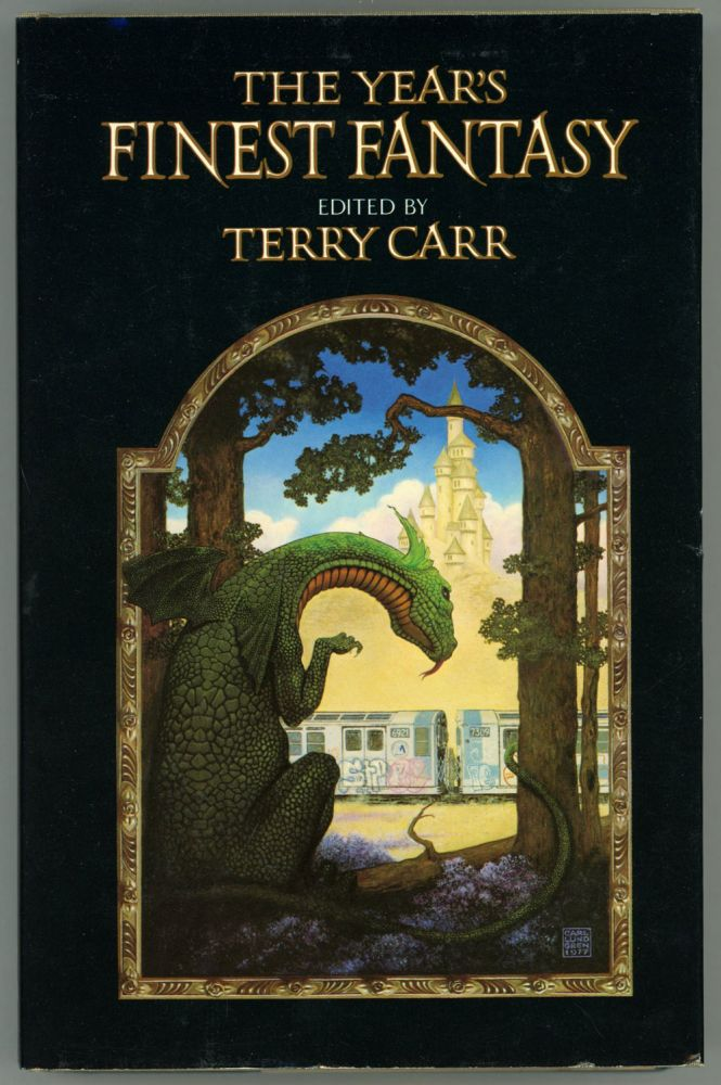 THE YEAR'S FINEST FANTASY. Terry Carr.