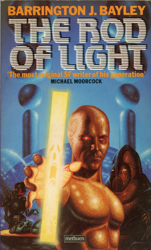 THE ROD OF LIGHT. Barrington J. Bayley.