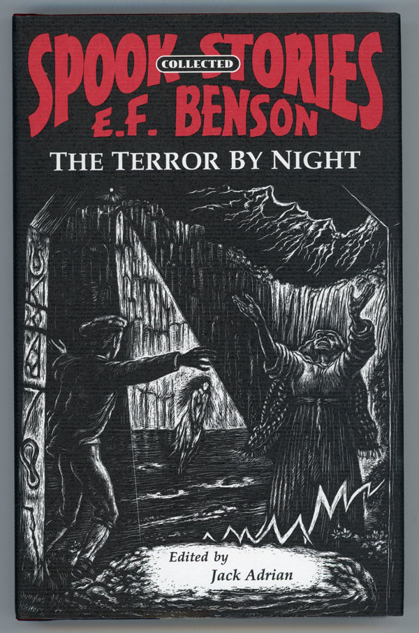 THE TERROR BY NIGHT. Edited by Jack Adrian. Benson.