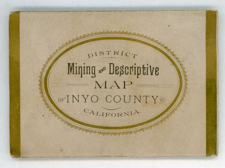 Mining map of Inyo County. Scale 12 miles to an inch [caption title]. JULIUS M. KEELER.